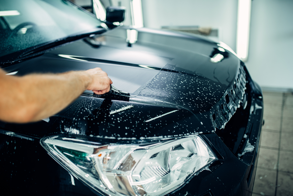 Ceramic coating and PPF - BlackStar Car wash | Car detailing Scarborough