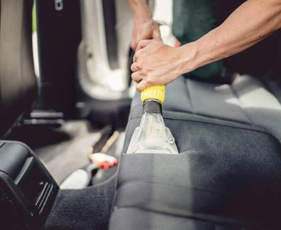car-detailing-the-seats-in-scarborough